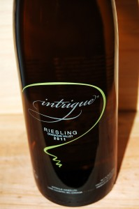 2011 Intrigue Riesling