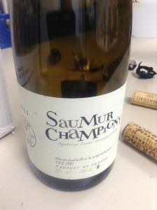 """2011 Thierry Germain """"Cep by Cep"""" Saumur-Champigny"""