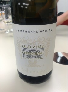 "2010 Bellingham ""The Bernard Series"" Old Vine Chenin Blanc"
