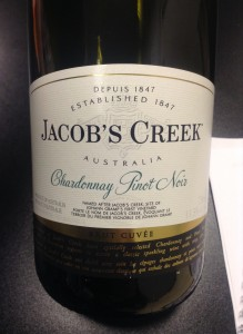 NV Jacob's Creek Chardonnay Pinot Noir Brut