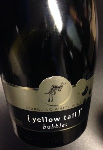 NV Yellow Tail Bubbles