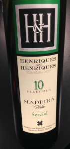 Henriques and Henriques 10 Year Old Sercial Madeira