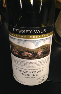 "Pewsey Vale 2006 ""The Contours"" Riesling"