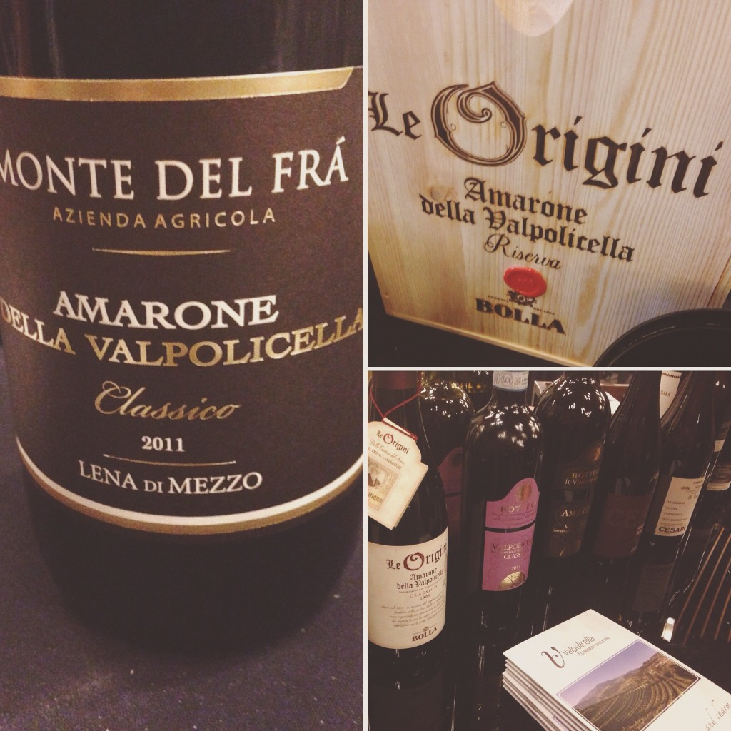 "You can't spell ""Amarone"" without ""moan"": on 18 bottles at the ..."